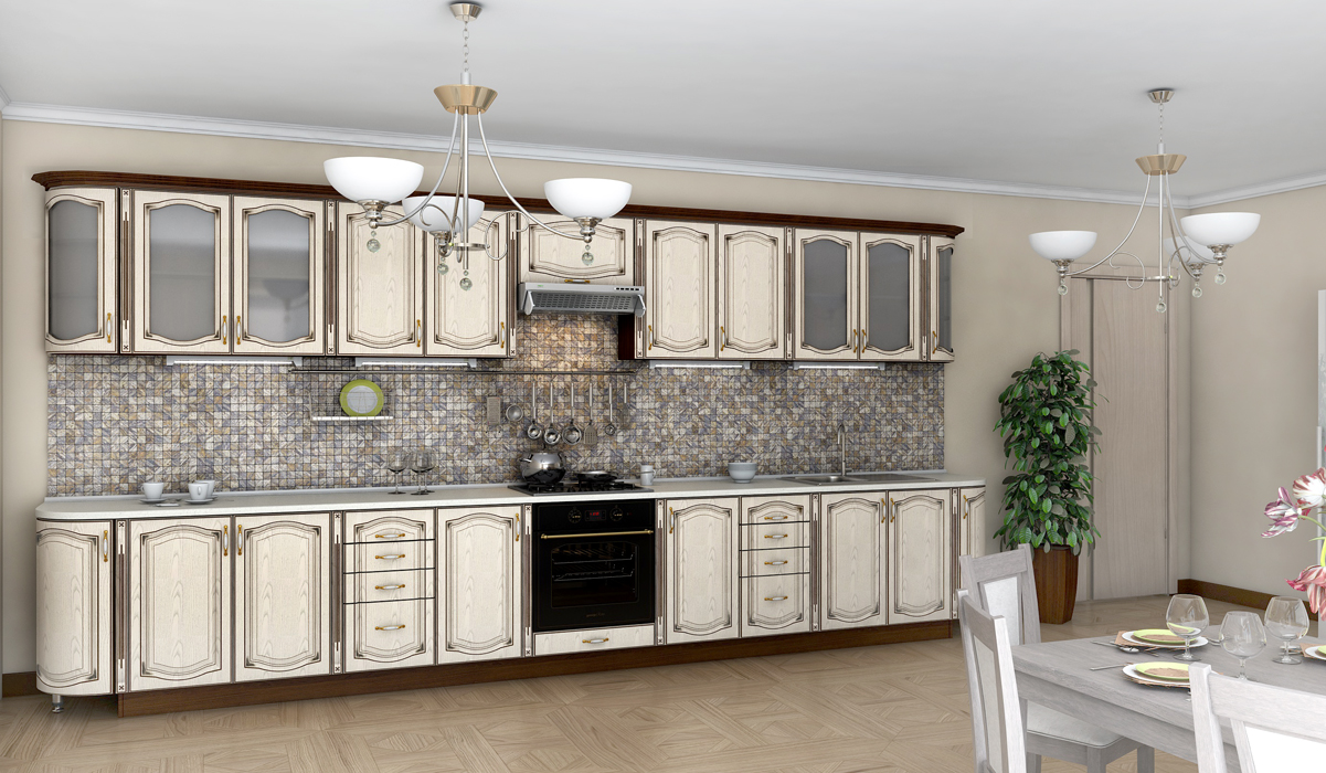 Kitchen Platinum Yasen Bege