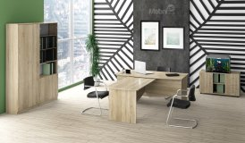 ЛІДЕР - корпусні офісні меблі