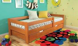 АЛЬФ - деревяне ліжко
