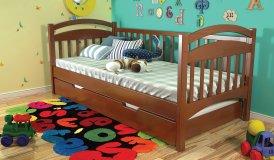 АЛІСА - деревяне ліжко
