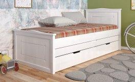 КОМПАКТ ПЛЮС - деревяне ліжко